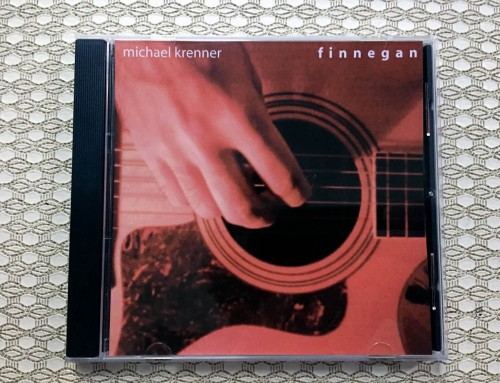 """Finnegan"" CDs in stock!"